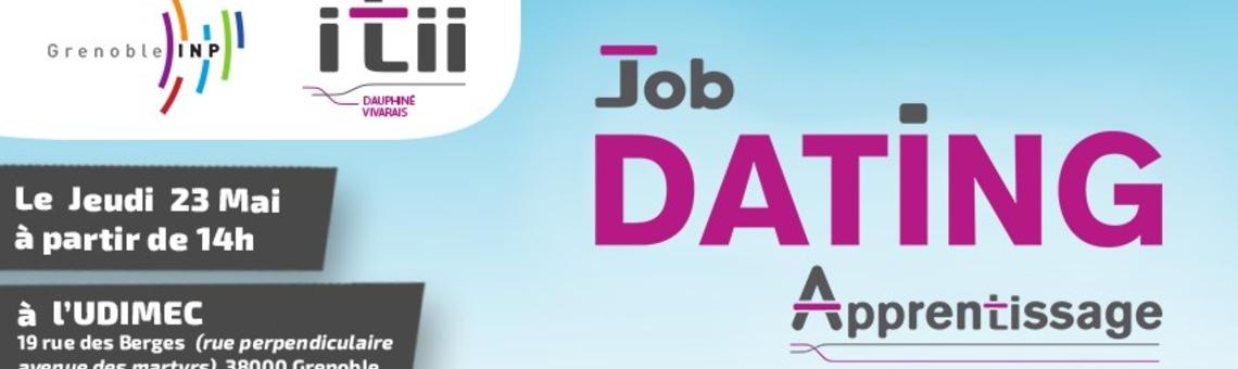 Venez recruter votre apprenti ingénieur le 23 mai !
